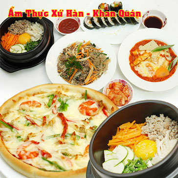 Hot Deal - Kham Pha Huong Vi Am Thuc Xu Han Tai Khan Quan