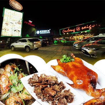 Hot Deal - Geylang Sai Gon Tuong Xanh - Am Thuc Singapore Dac Sac