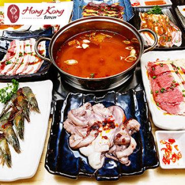 Hot Deal - Buffet Toi Lau, Hai San & Bo My, Free Nuoc Ngot – Hongkong Town SC Vivo City