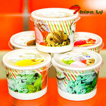Hot Deal - Kem Thien Ly - Hop 500ml Hoac 5 Hop Loai 100ml