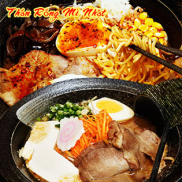 Hot Deal - Than Rong Mi Nhat – Ramen Noi Tieng Sai Gon
