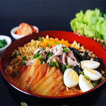Hot Deal - Combo Han Quoc Dac Sac Danh Cho 2 Nguoi Tai Selfie Restaurant