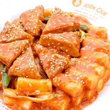 Hot Deal - Topokki Cha Ca Han Quoc (Banh Gao Cha Ca Han Quoc) – Nha Hang Xien Que