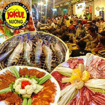 Hot Deal - Lua Chon 1 Trong 3 Combo 5 Mon Nuong Hap Dan Cho 2 - 3 Nguoi Tai He Thong Jokul