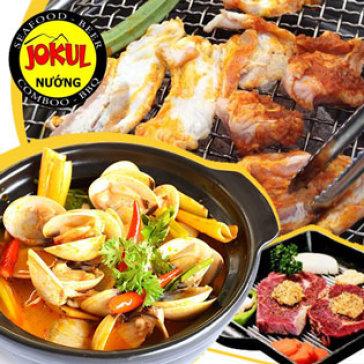 Hot Deal - Set 3 Mon Nuong Danh Cho 1 - 2 Nguoi Tai He Thong Jokul