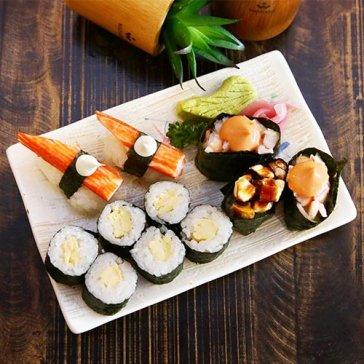 Hot Deal - 01 Trong 03 Combo Sushi Cho 01 Nguoi Tai Misaki House – Giao Hang Mien Phi