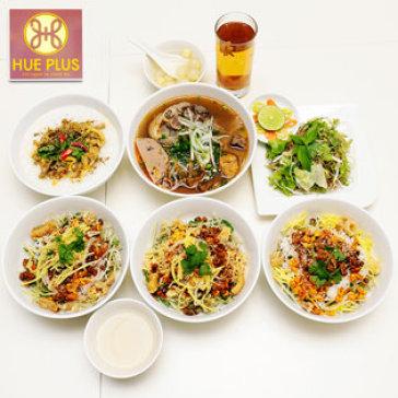 Hot Deal - Thuong Thuc Am Thuc Mon Hue Chinh Hieu Tai Nha Hang Hue Plus cua A Hau Ha Thu