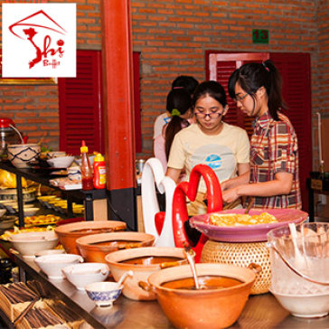 Hot Deal - Buffet An Vat 50 Mon Bac – Trung – Nam Tai Thi Buffet