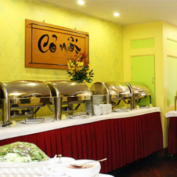 Hot Deal - Buffet Chay Trua Tai Nha Hang Co Noi Khach San Bong Sen 2