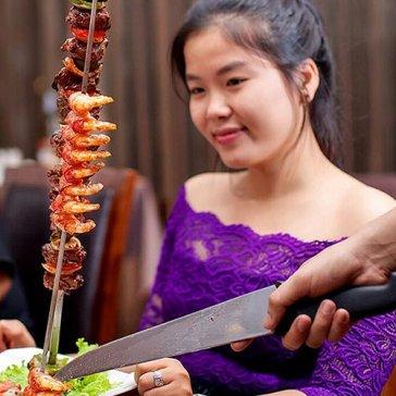 Hot Deal - Buffet BBQToi Tai JJ's Brazilian BBQ - Mua 5 Tang 1