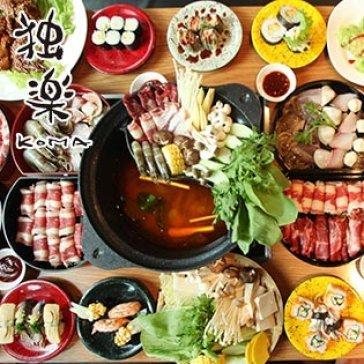 Hot Deal - Buffet Trua Lau Bang Chuyen & Sushi Nhat, Free Buffet Kem, Trang Mieng, Mon An Kem - Tokyo Ginza Koma