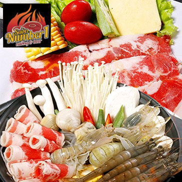 Hot Deal - Buffet Trua 50 Mon BBQ Hai San, Bo My Cao Cap Tai Suon No.1