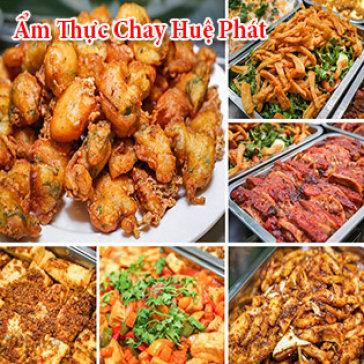 Hot Deal - Buffet Chay Toi Thu 7, Chu Nhat Hon 35 Mon Tai Nha Hang Chay Hue Phat