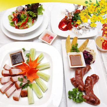 Hot Deal - Buffet Beer Va 4 Mon Au Dac Biet Cho 4 Nguoi Tai Bier Garden Dong Khoi Q1