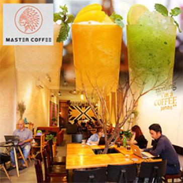 Hot Deal - Ca Phe Phong Cach Da Do Duy Nhat Tai Sai Gon – Master Coffee