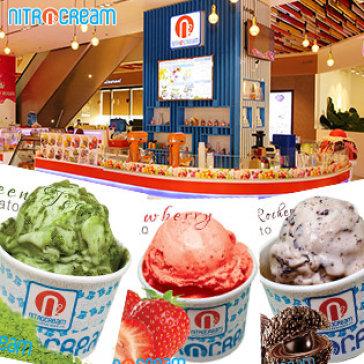 Hot Deal - Combo 2 Ly Kem Khoi Nitro Cream Noi Tieng Tu Italia Cho 2 Nguoi