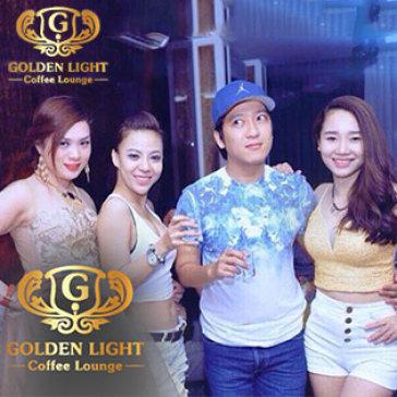 Hot Deal - Golden Light Coffee Lounge – Tan Huong Khong Gian Sang Trong Am Cung Bac Nhat Sai Gon