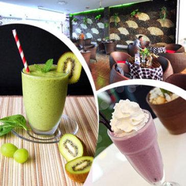 Hot Deal - Toan Menu Thuc Uong Tai Story Coffee (Khong Ap Dung Cho Menu Do An)