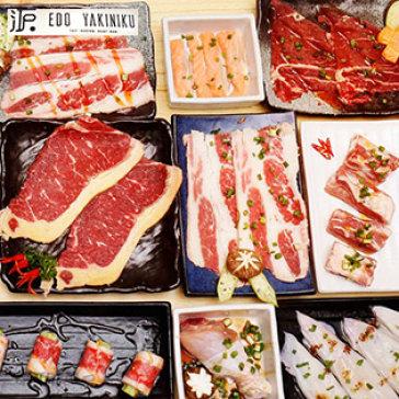 Hot Deal - Buffet Toi Lau Nhat Han, Hai San & Bo My Nuong, Free Buffet Kem – Edo Yakiniku
