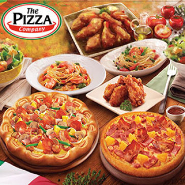 Hot Deal - HOT: Toan He Thong The Pizza Company - Thuong Hieu Dang Cap The Gioi