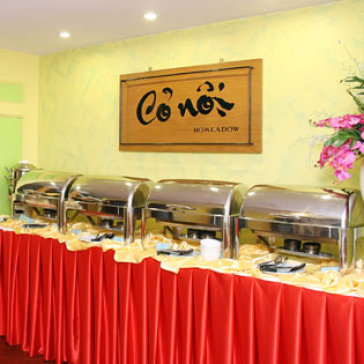 Hot Deal - Buffet Chay Toi Co Noi – KS Bong Sen 2