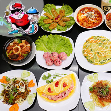 Hot Deal - Thoai Mai An Uong Tai Sieu Thi An Vat Bili Ones
