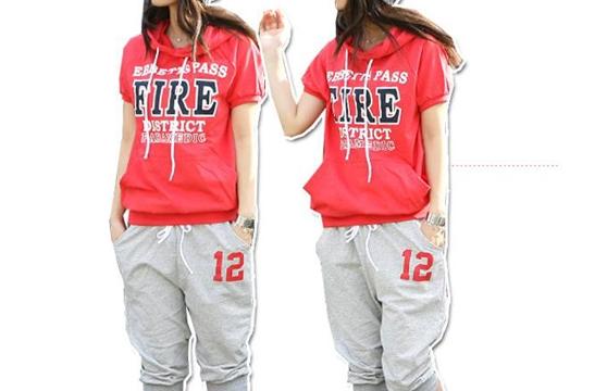 Đồ Bộ Fire-BD016