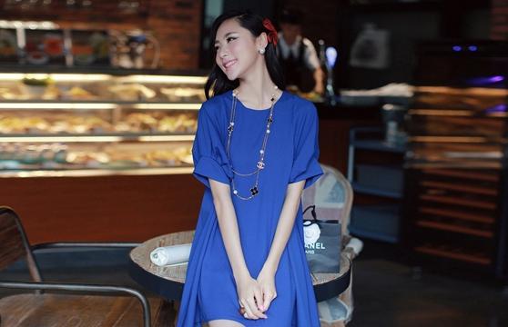 Đầm Oversize Phom Xòe