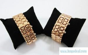 Đồng Hồ Victoria Gold