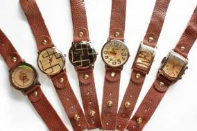 Đồng hồ dây da X-watch