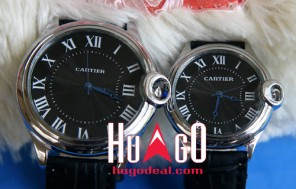 Đồng hồ kiểu Cartier nam hoặc nữ