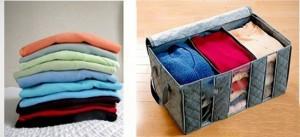 Túi vải đựng đồ 3 ngăn