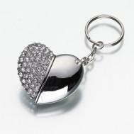 USB trái tim chip SamSung 4 Gb - 1 - Thời Trang và Phụ Kiện