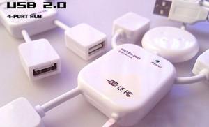 HUB USB 4 cổng hình người
