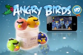 Máy Nghe Nhạc Angry Bird