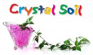 Combo 2 gói Crystal Soil 10g