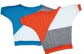 Áo thun cánh dơi Mix Color