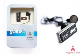 Tai nghe Bluetooth X6 Stereo