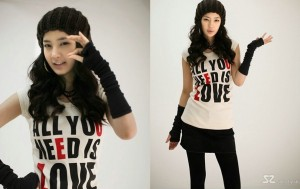 Găng tay thời trang Hàn Quốc