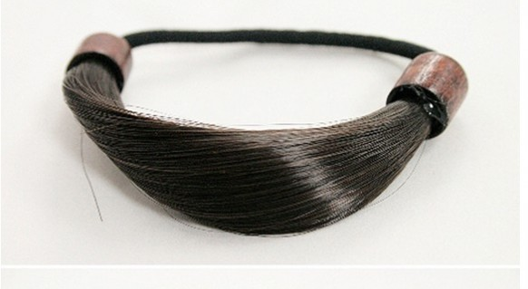 Dây cột tóc tóc giả