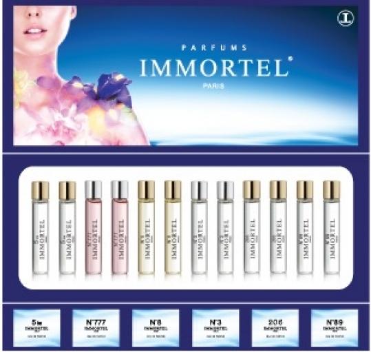 Nước hoa Immortel 5 Sens và N8