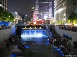 Tour du lịch tết nguyên đán - Quý Tỵ 2013: Hàn Quốc (5 ngày 4 đêm)