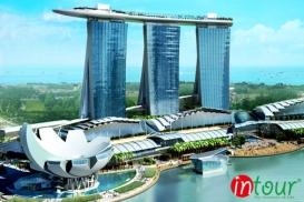 Du Lịch Intour - Tour du lich Singapore gia re tron goi chi voi 8.595.000D