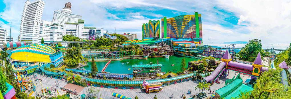 Tour Thái Lan 7N6D: Thái Lan - Malaysia - Singapore