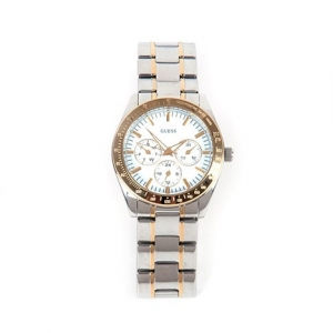 KAY - Guess Silver Stainless Steel Watch