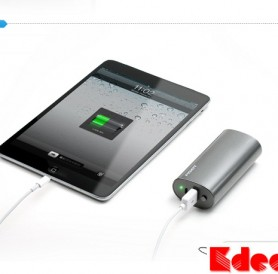 K Deal - Pin sac di dong Pisen Portable Power 4400 mAh