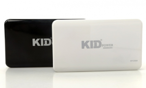 K Deal - Pin Sac Du Phong Da Nang KID 20.000 mAh (Co Dau iPhone 5)