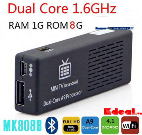 K Deal - Android TV Box MK808B