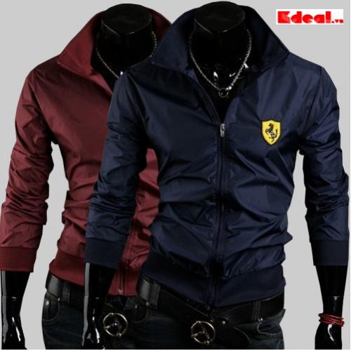 K Deal - Ao Khoac Du Ferrari