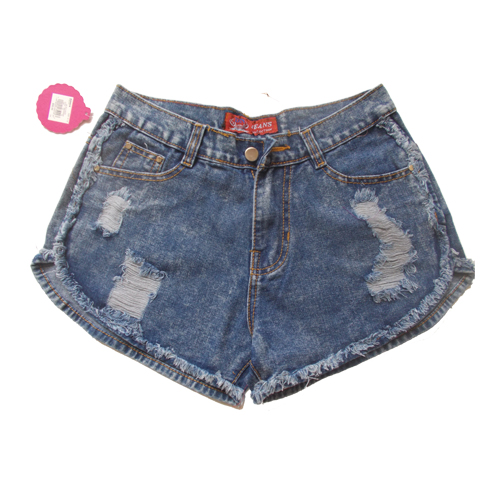 K Deal - Quan short Jeans nu